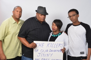 L-R Tony Roseboro, Ricardo Jones, Demia Kandi, and Sean Winbush