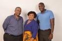 Truman Winbush, Keya Chanel Crenshaw, Nigel Salvador